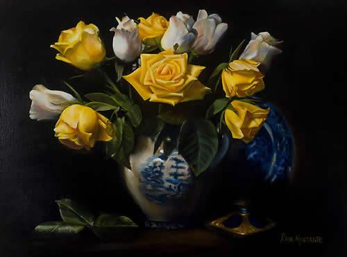 Pat's Roses